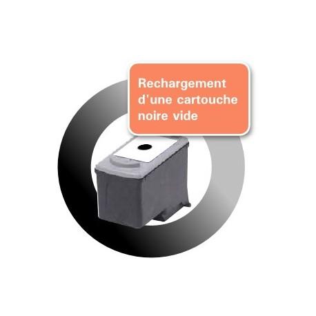 RECHARGEMENT d'une CARTOUCHE D'ENCRE Type CANON PG-40