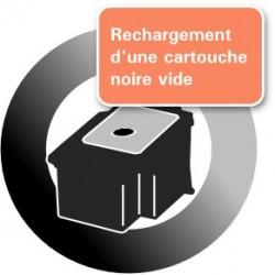 RECHARGEMENT d'une CARTOUCHE D'ENCRE Type CANON PG-540xl
