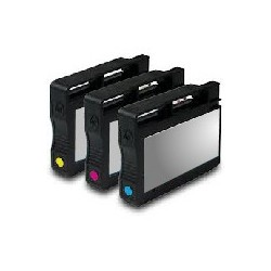 PACK 3 CARTOUCHES D'ENCRE Type HP 933xl CYM