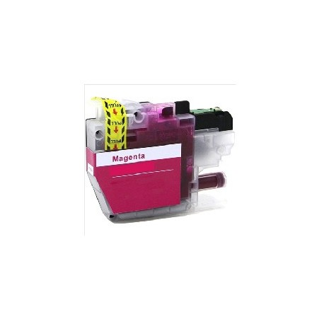 CARTOUCHE D'ENCRE MAGENTA Type BROTHER LC3217/LC3219xlM