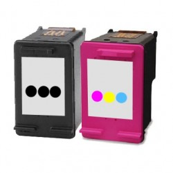 ECOPACK 4 CARTOUCHES D'ENCRE Type: HP 950/951xl BCYM