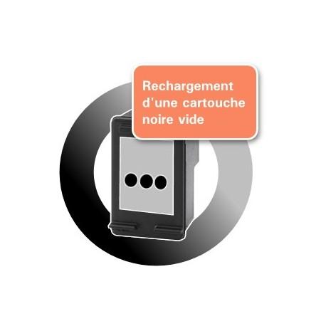 RECHARGEMENT d'une CARTOUCHE D'ENCRE Type HP 338/C8765E
