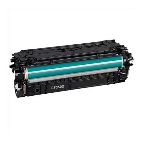 TONER Type HP CF360X/508X